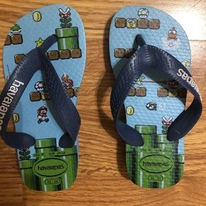 Havaianas - Toddler sandals - Size 6 - Mario